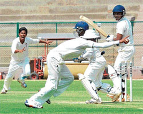 Prajwal shines with six wickets