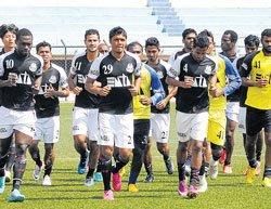 I-League: Close Bengaluru-United game on anvil