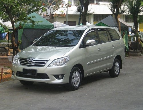 Toyota re-launches Innova at starting price of Rs 12.45 lakh