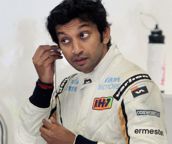 Karthikeyan remains in Auto GP title hunt after thrilling win