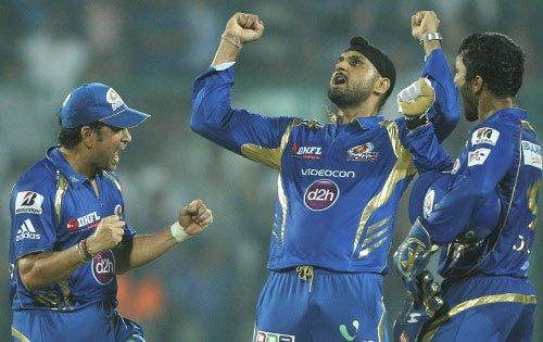 Rohit all praise for Harbhajan