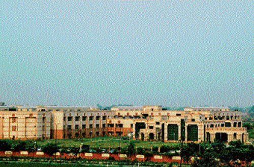 Defects on CDRI campus slow down India's drug research