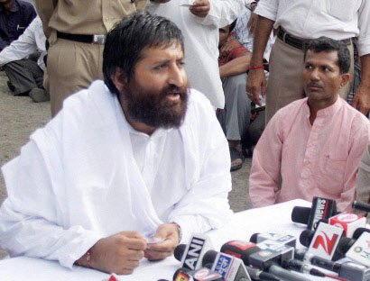 Lookout notice issued against Asaram's son, ashram ransacked