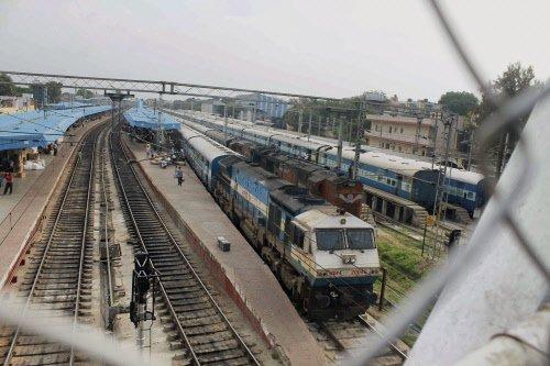 25 passenger, 6 express trains cancelled
