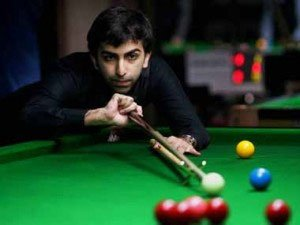 Advani skips World Billiards, chooses International C'ship
