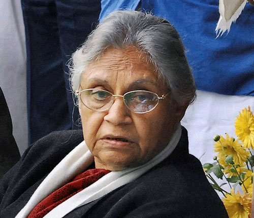BJP making unsubstantiated allegations to grab power: Sheila