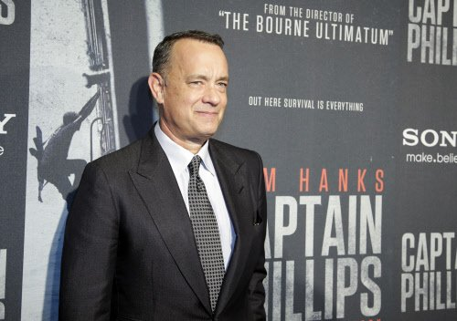 Tom Hanks diagnosed with diabetes