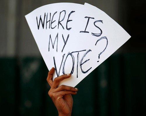 Google survey says 42 pc urban voters undecided