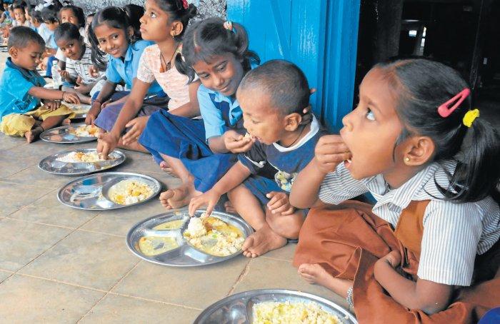 Zero tolerance for substandard  midday meals