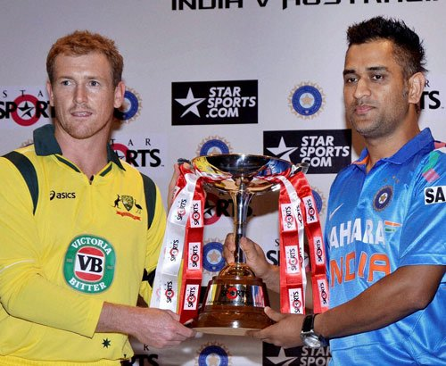 You can expect better display from bowlers in ODIs: Dhoni