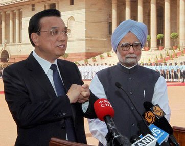 India lodges strong protest with China over stapled visas