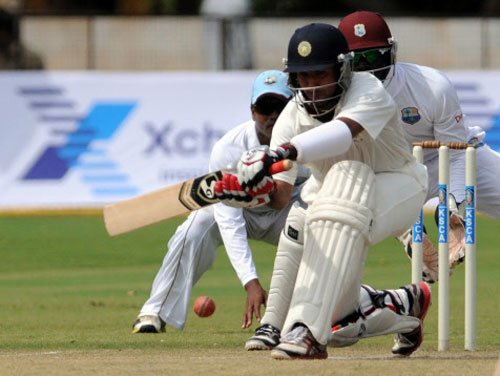 I was driven by failure, says Pujara