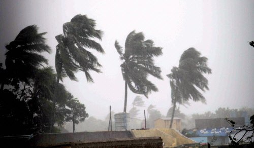 Cyclone wind-speed reduced to 90-100 kmph in Gopalpur: NDMA