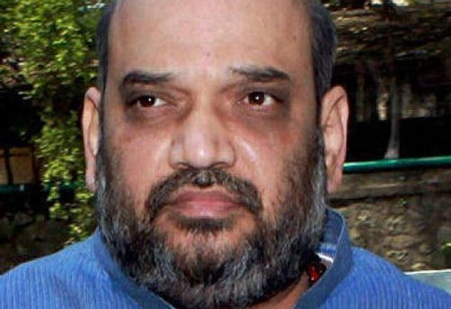 Amit Shah may not be named as accused in CBI charge sheet