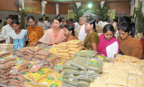 Govt plans grain supply in five-kg packets