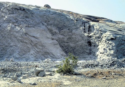 Dept told to register case on illegal quarrying