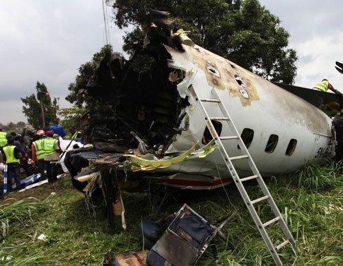 44 dead in Laos plane crash: Thai official