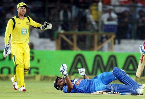 Rohit elated after incredible chase