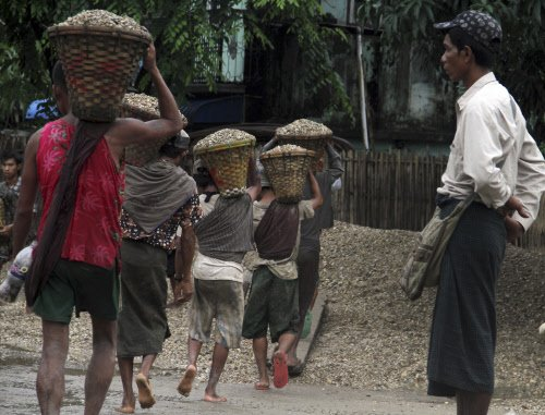 India has highest number of slaves: Index