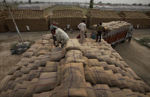Centre to build godowns under MNREGA to roll out food law