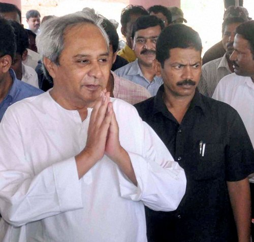 Naveen defends his writing to PM on Hindalco's plea for coalblock