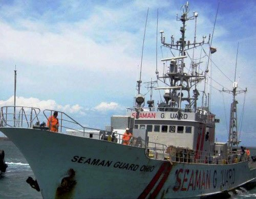 Weapons on ship meant for anti-piracy ops: AdvanFort