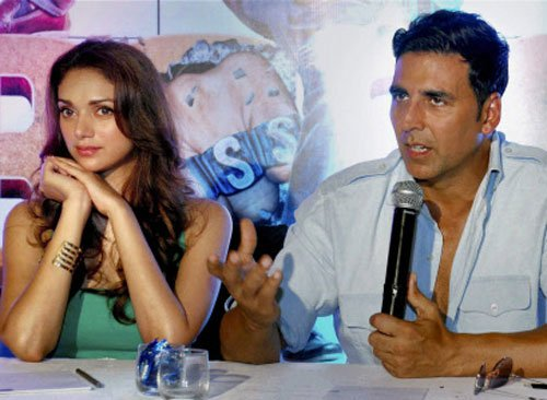 Aditi wishes she had more to do in 'Boss'