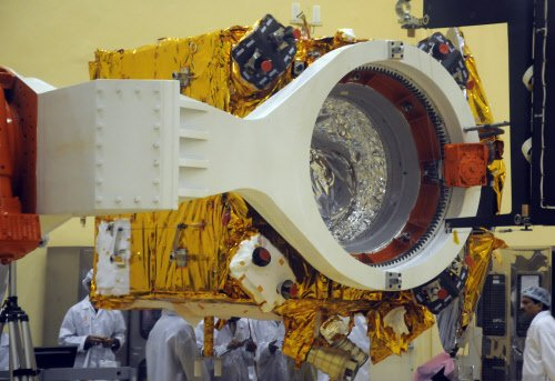 India's Mars mission delayed by a week