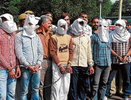 These are some criminals on Delhi's most wanted list