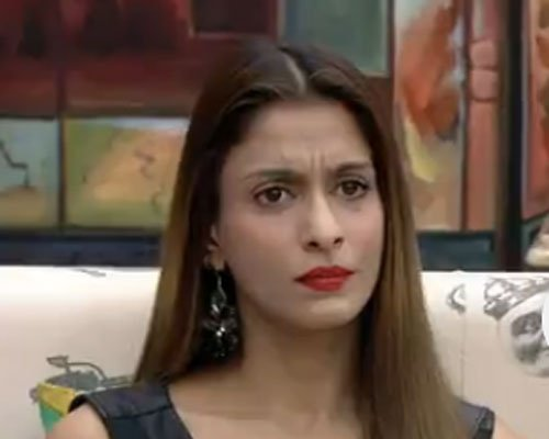 Shilpa Agnihotri evicted from 'Bigg Boss'