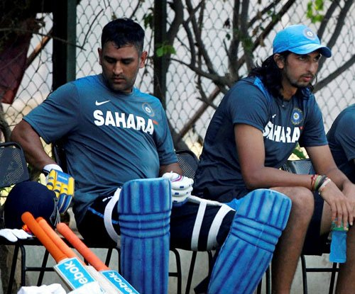 Unfair to axe a player on basis of one-two performances: Dhoni