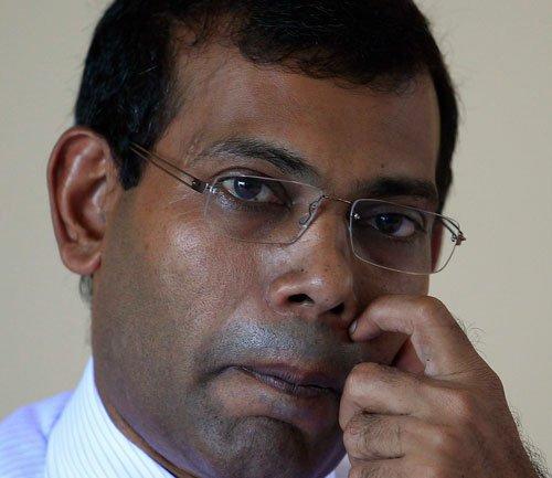 Nasheed wants incumbent president arrested