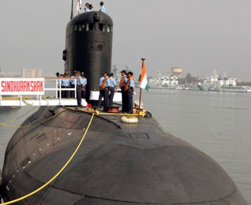 India likely to take on lease second nuclear sub from Russia