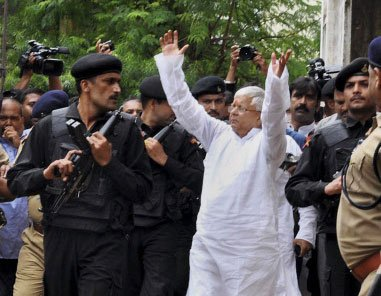 Appoint magistrate to control visitors at Lalu jail: Official