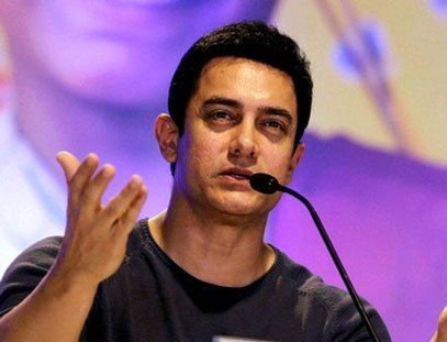 Aamir wants his callers to groove to 'Dhoom 3'