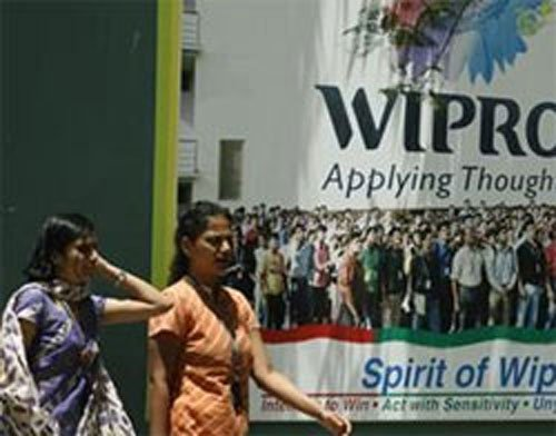 Wipro's Q2 Net up 20 pc at Rs 1,932.1 cr