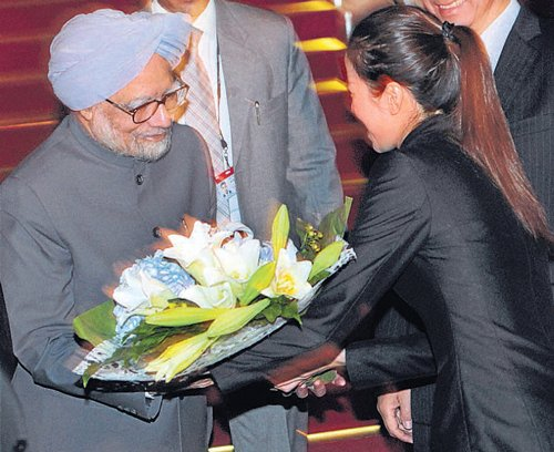 Industrial park tops PM's China agenda