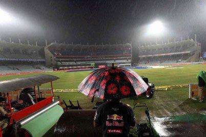 Rain has the say in Ranchi