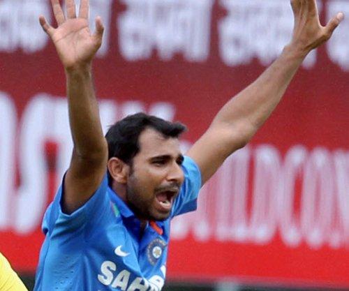 Shami happy with Ranchi spell