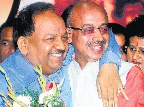 Harsh Vardhan is BJP's Delhi CM candidate