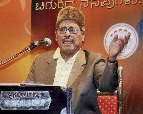 Singer Manna Dey no more; last rites in Bangalore