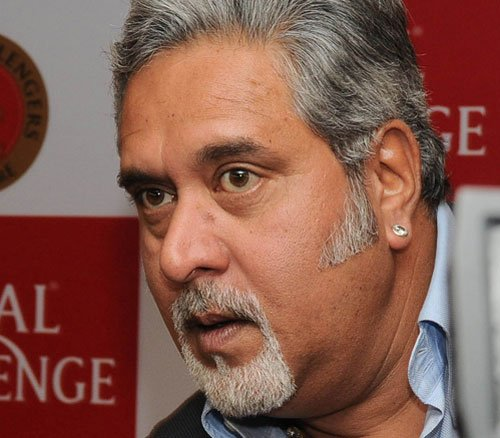 FIR against Mallya, Kingfisher for non-payment of airport fees
