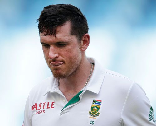 South Africa penalised for ball-tampering