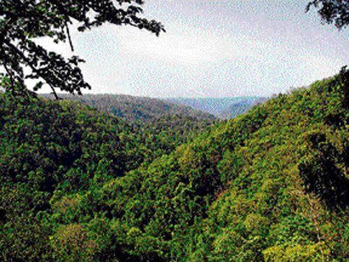 Government urged to fix Western Ghats boundary