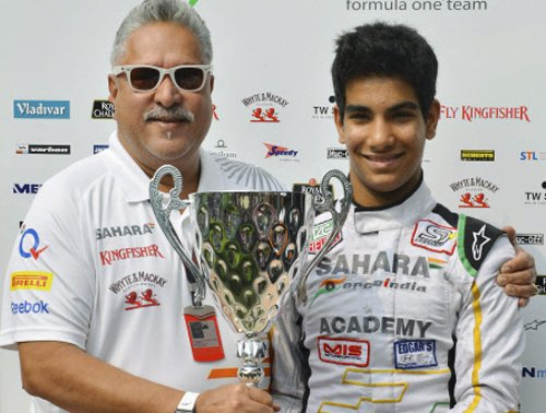 Focused on doing well in 2014 season, says Mallya
