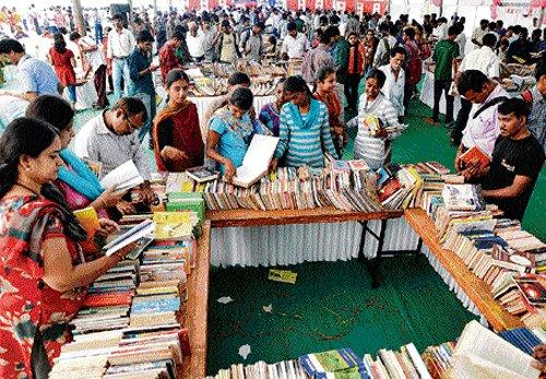 When bibliophiles took home free books