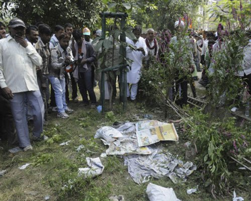 Patna serial blasts: Two suspects held, toll climbs to six