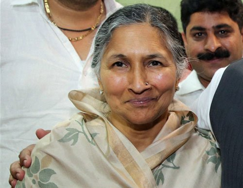 India's 100 richest includes only five women