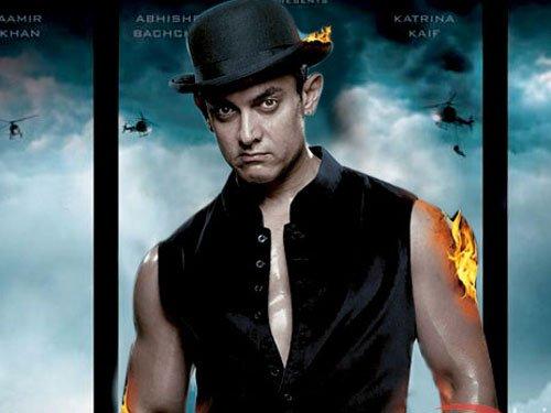 'Dhoom 3' my toughest role so far: Aamir