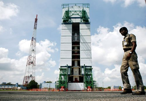 Mars mission launch trial today